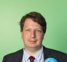 Councillor Andrew Hardie (PenPic)