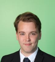 Councillor Kieran Munro